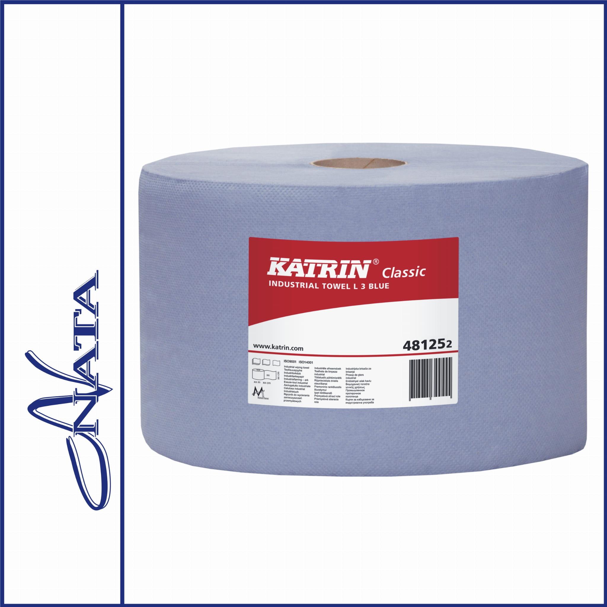 Czyściwo Katrin Classic L3 Blue 481252